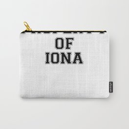 Property of IONA Carry-All Pouch