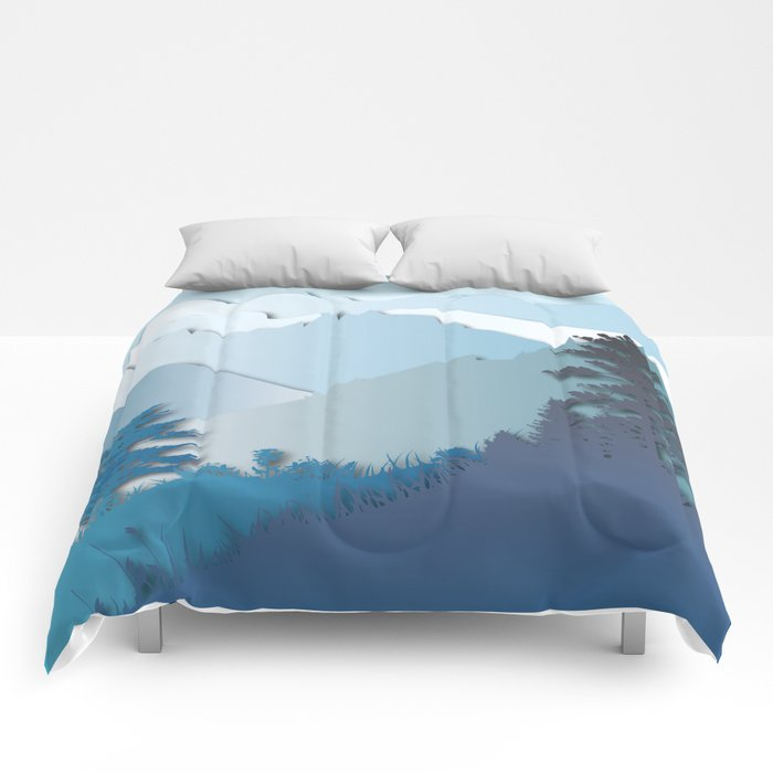 My Nature Collection No. 41 Comforters