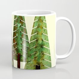 Fir Trees Coffee Mug