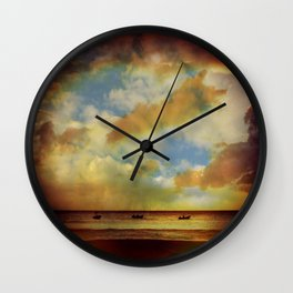 Dream For A Better Tomorrow Wall Clock