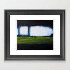 N0. 84 Framed Art Print