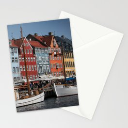 Nyhavn, Copenhagen Stationery Cards