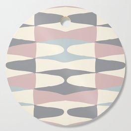 Zaha Pastel Cutting Board