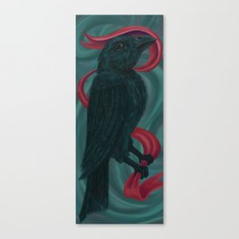 the Crowe Canvas Print