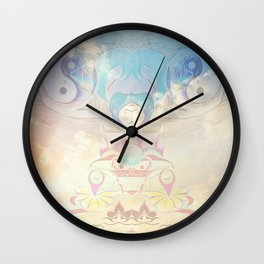 Balance And Success Wall Clock