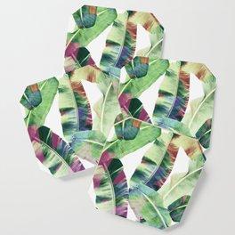 Rainbow Leaves Coaster