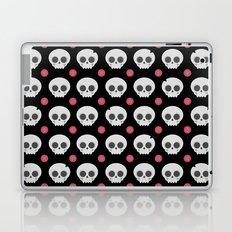Skulls & Dots II Laptop & iPad Skin