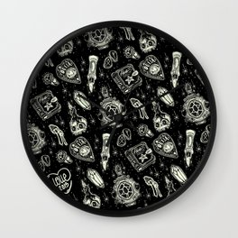 Magical Mystical Wall Clock