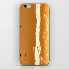 Board Walk iPhone Skin