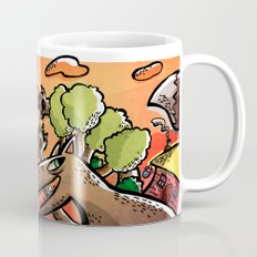 -Little Red Riding Hood-  Mug