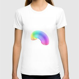 Rainbow Sections  T-shirt