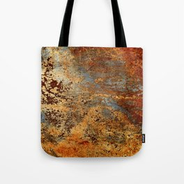 Beautiful Rust Tote Bag