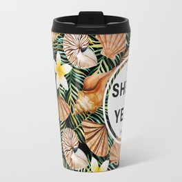 Shell Yeah! Travel Mug