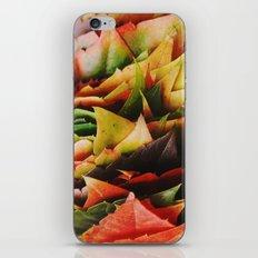 Pile iPhone & iPod Skin