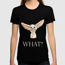 Vulpes zerda T-shirt