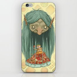 Hansel & Gretel iPhone Skin