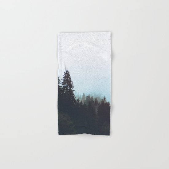 Washington Woodlands Hand & Bath Towel