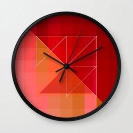 neo geo Wall Clock