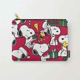 the snoopy Carry-All Pouch