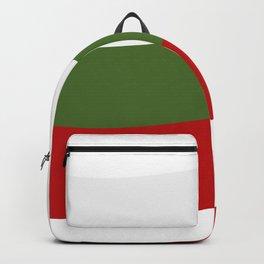 Bulgarian flag Backpack
