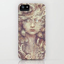 Echoes from the past iPhone Case