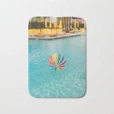 Palm Springs Pool Day Bath Mat