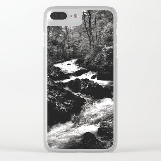 Vintgar Gorge, Bled, Slovenia. Clear iPhone Case