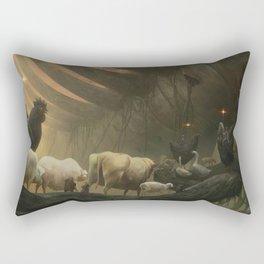 ARK Rectangular Pillow