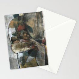 The Beach Series:  Nap On The Beach Stationery Cards