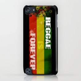 Reggae Is Forever II iPhone Case