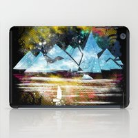 iceland iPad Cases featuring iceland islands by frederic levy-hadida