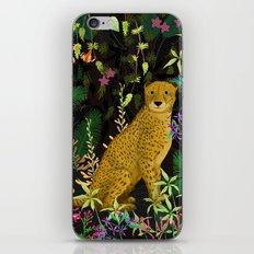 Jungle Leopard iPhone & iPod Skin