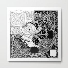 Transfiguration Metal Print
