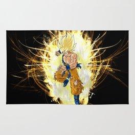 Son Goku Rug