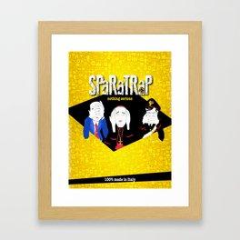 SPaRaTRaP Framed Art Print