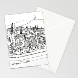 travel story - alhambra Stationery Cards