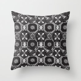 Pattern - Spain Throw Pillow