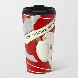 Barbarian Courage Travel Mug