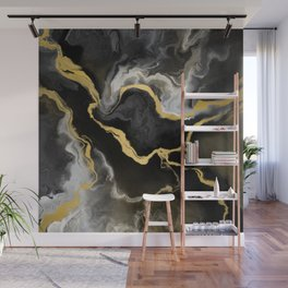 Gold mine Wall Mural