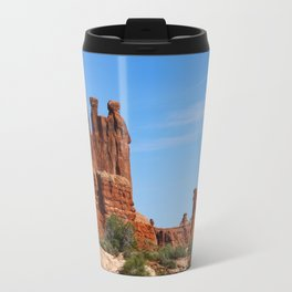 Three Gossips Arches National Park Travel Mug