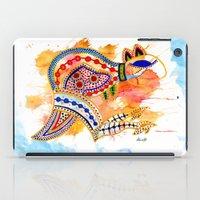 kangaroo iPad Cases featuring Kangaroo by Armyhu