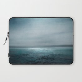 Sea Under Moonlight Laptop Sleeve