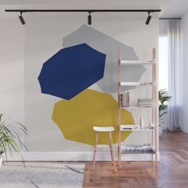 Abstraction_SHAPES_003 Wall Mural