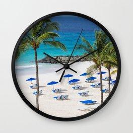 Needham's Point, Barbados Wall Clock