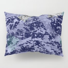 Ocean Chaos Pillow Sham