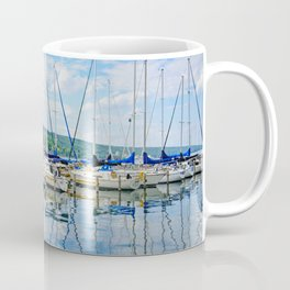 Glen Harbour Marina Coffee Mug