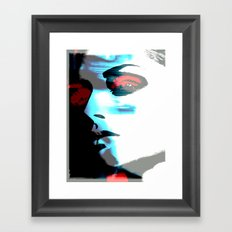 Longing Framed Art Print