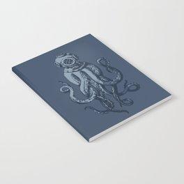 Scuba Octopus Notebook