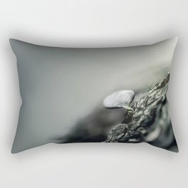 Don't look at the leaf Rectangular Pillow