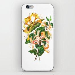 Honeysuckle Bouquet iPhone Skin